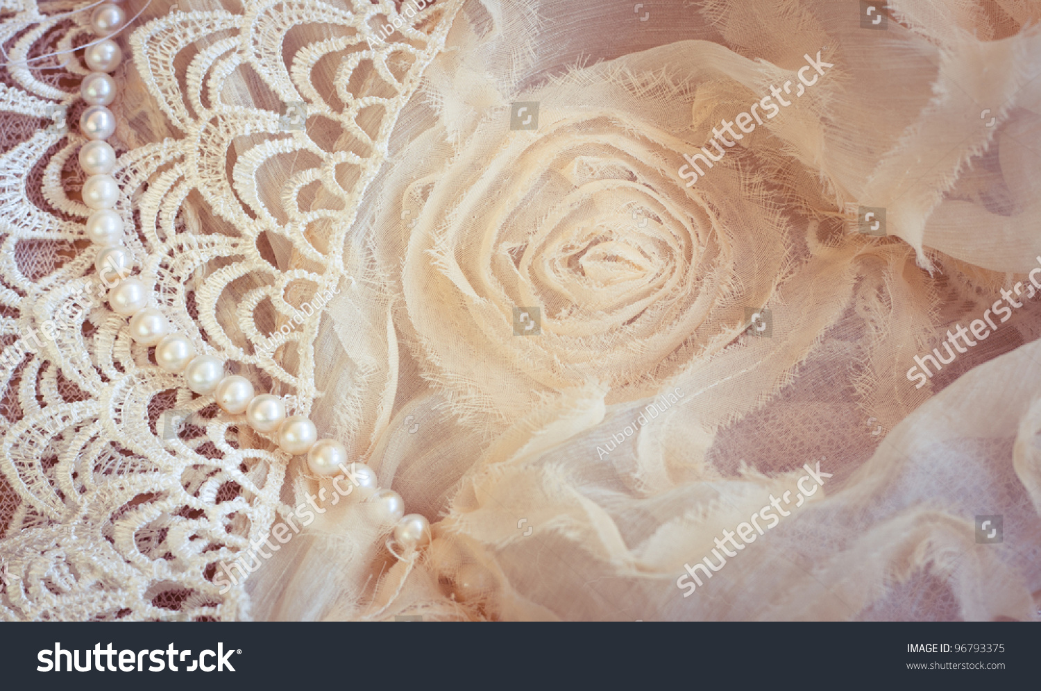 lace pearls pink wallpaper - photo #13