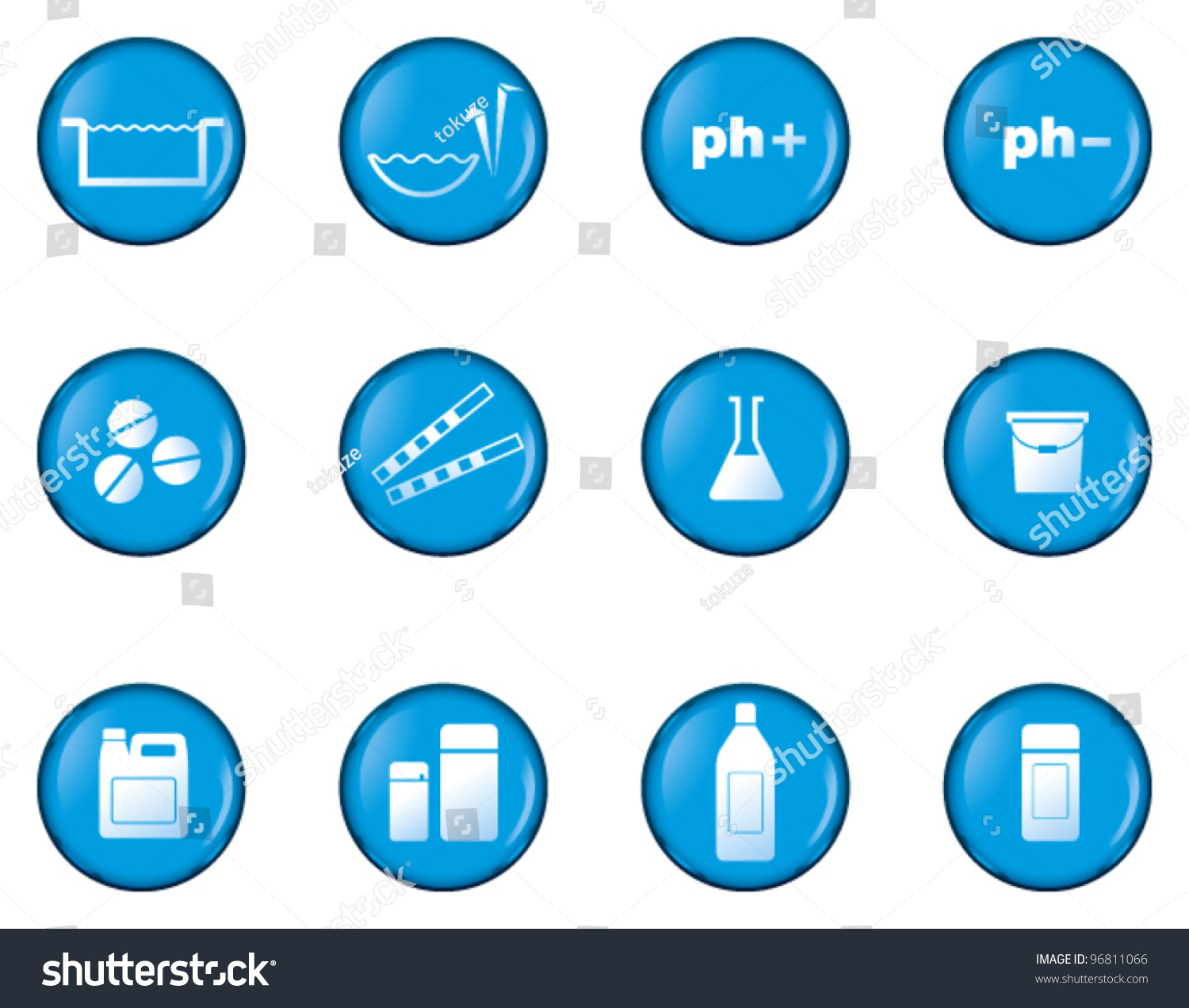 Pool chemicals clip art cliparts for Garden pool chemicals