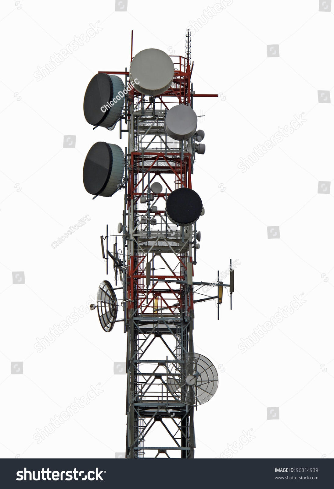 how to build a mobile phone antenna