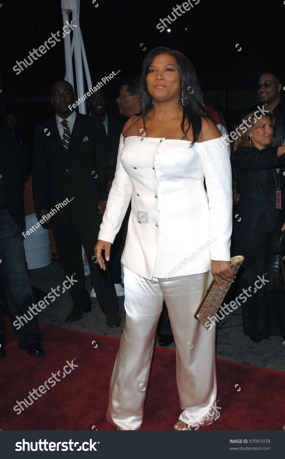 Actress Queen Latifah World Premiere Her Stock Photo 97091078