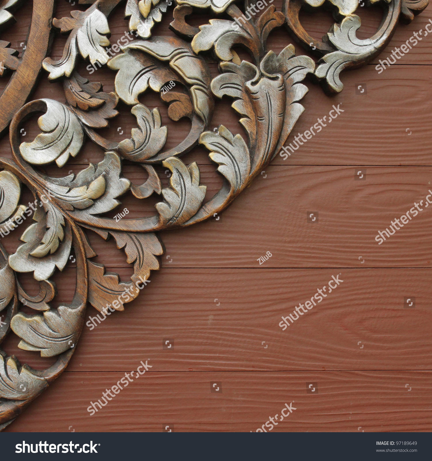 Wood carving patterns stock photo edit now 97189649 shutterstock