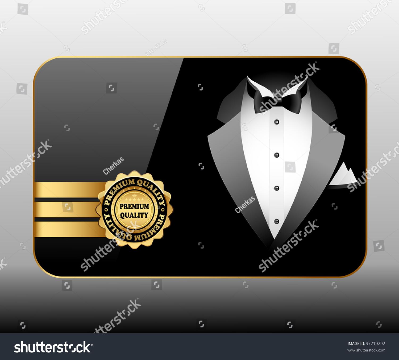 Illustration Business Cards Premium Quality Stock Illustration ...