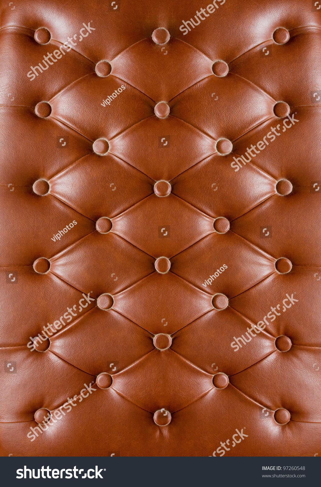 Leather cushion texture - Closeup Texture Of Vintage Brown Leather Sofa For Background