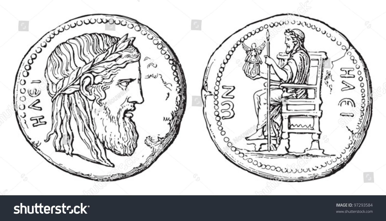 how to write zeus in greek