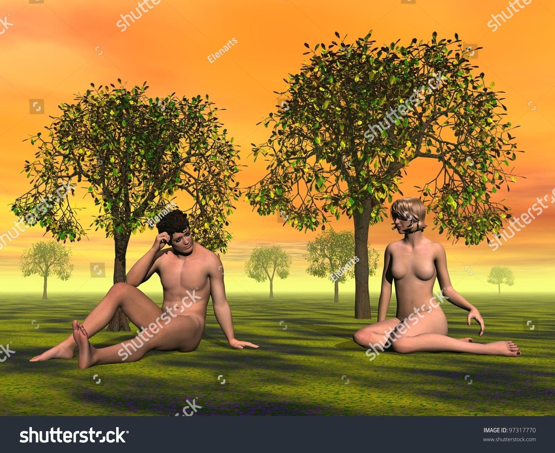Eves garden nude blog