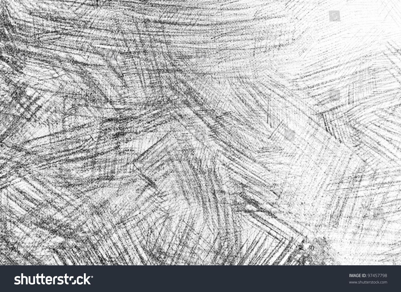 Pencil Sketch Texture