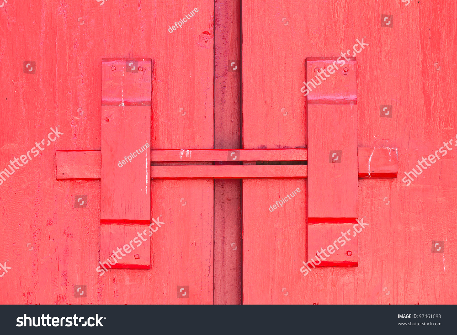 Barn door latches - Red Barn Door Latch Preview Save To A Lightbox
