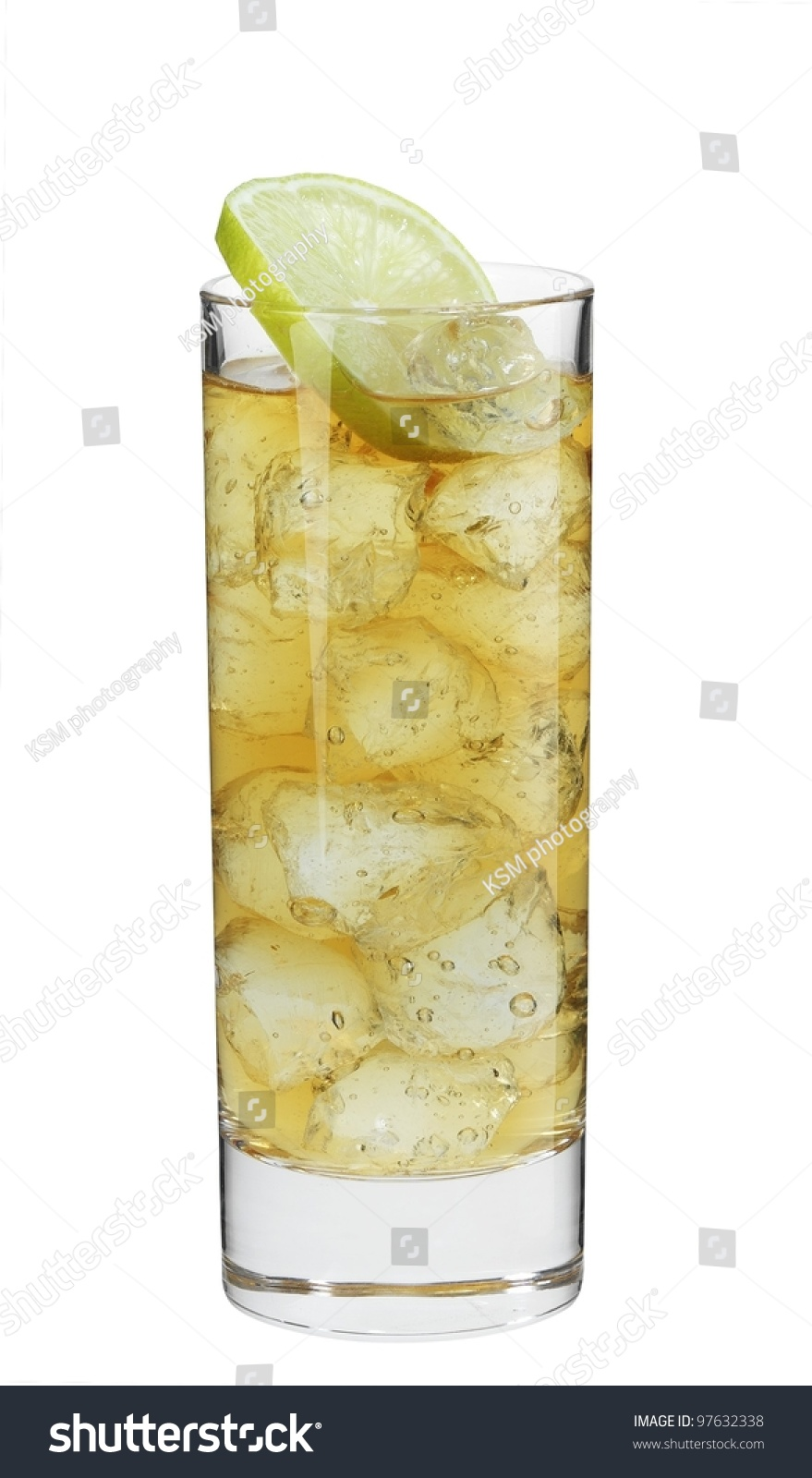 Cocktail jameson ginger stock photo 97632338 shutterstock for Mixed drink with jameson