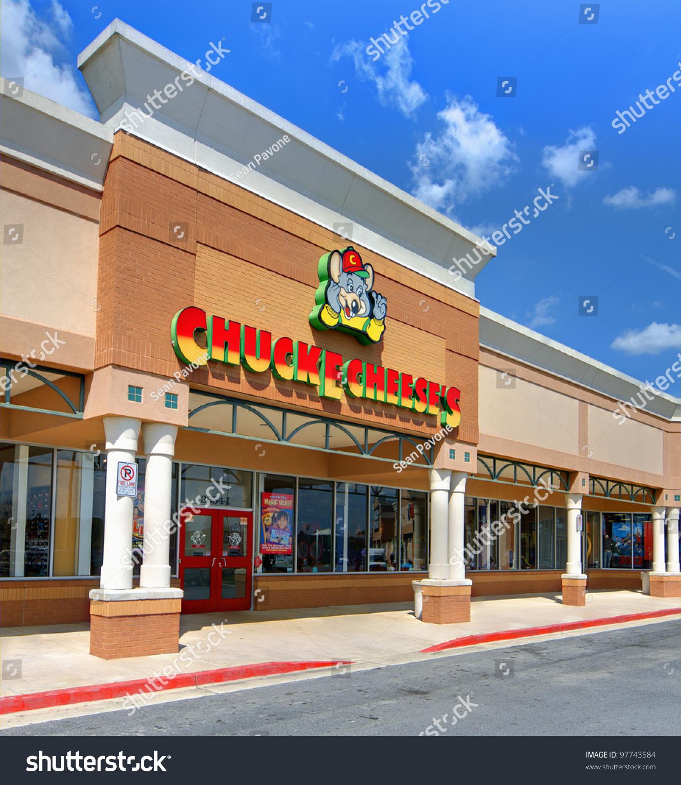 chuck e cheese jacksonville nc