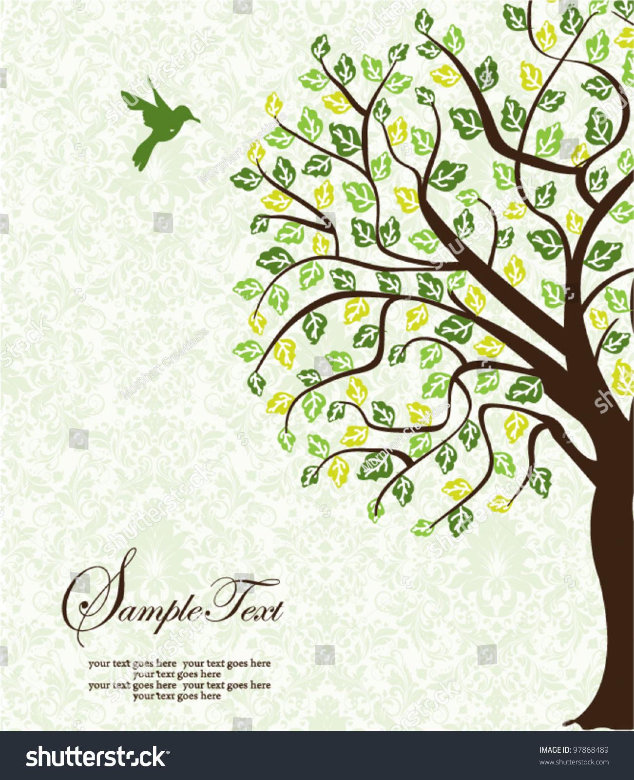 Family Reunion Invitation Card #97868489
