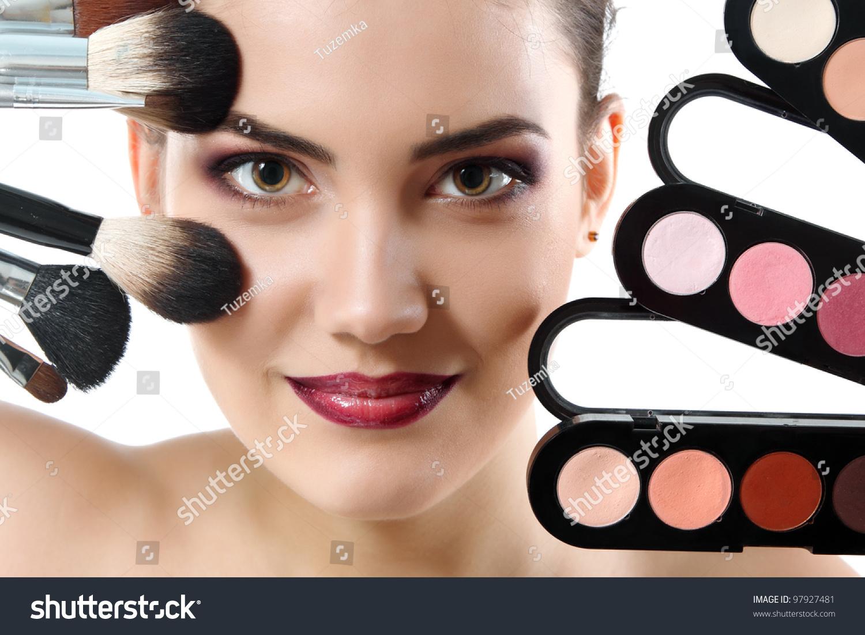 Профессиональные марки косметики для визажиста 19 фотография