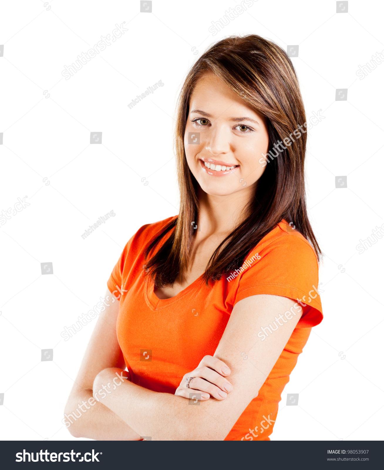 Teen Teen Stock Photo 3