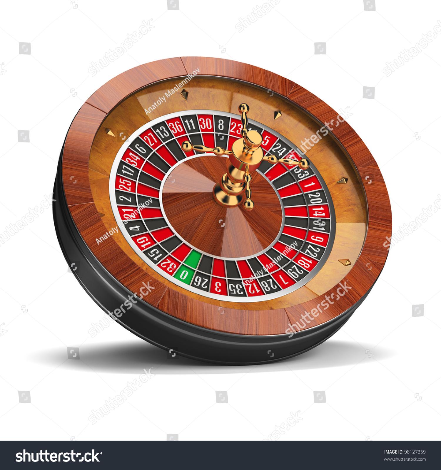 Editable roulette wheel : Online Casino Portal