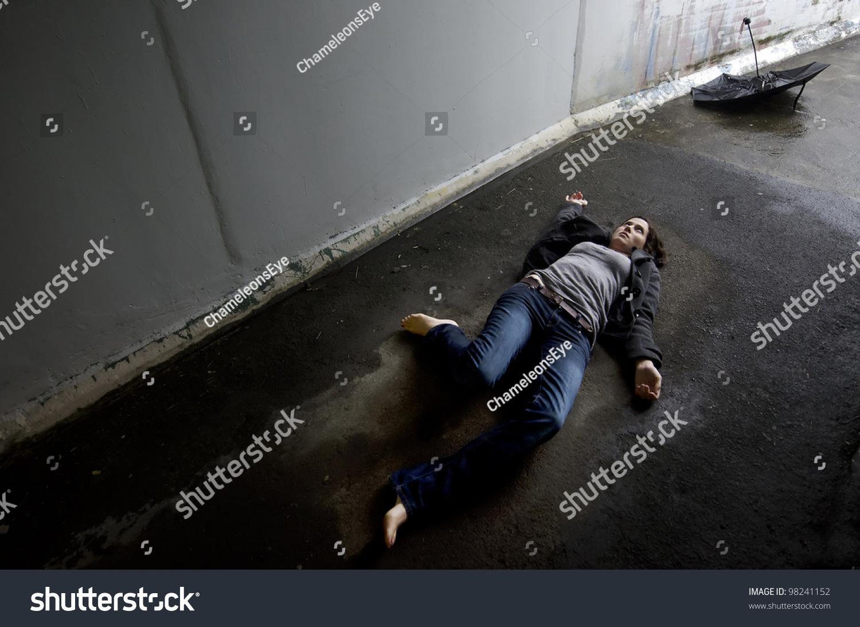 Crime Scene Photos Of Murdered Girls Crime Scene Concept Ph...