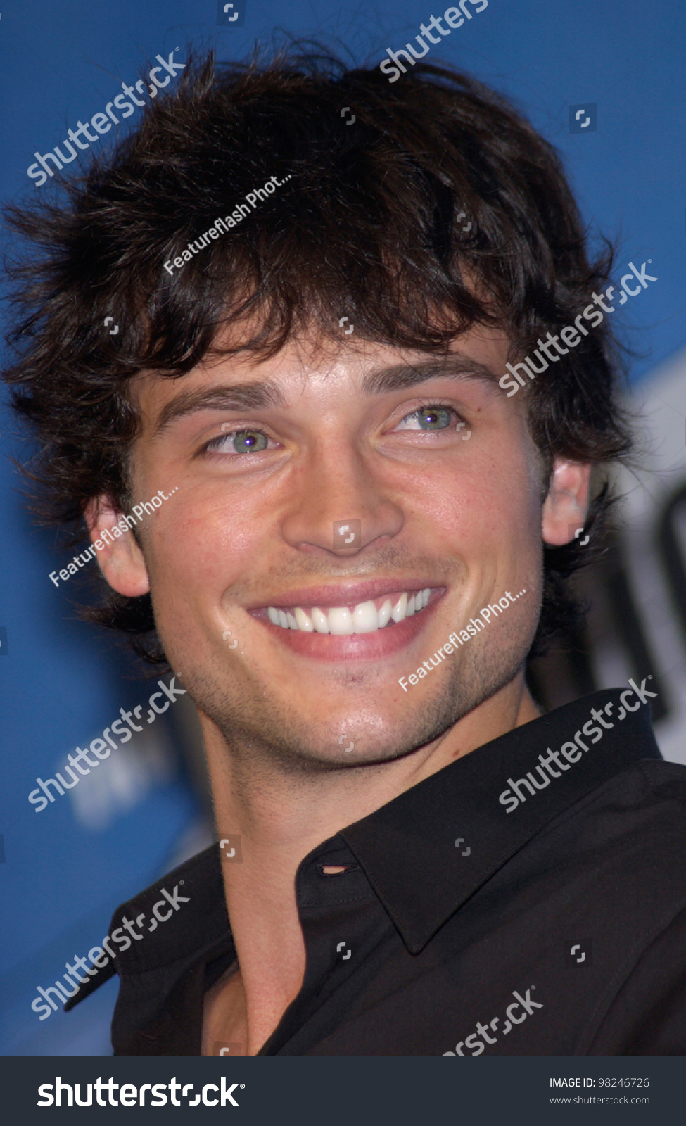 Smallville Star Tom Welling At The 2002 Teen Choice Awards ...