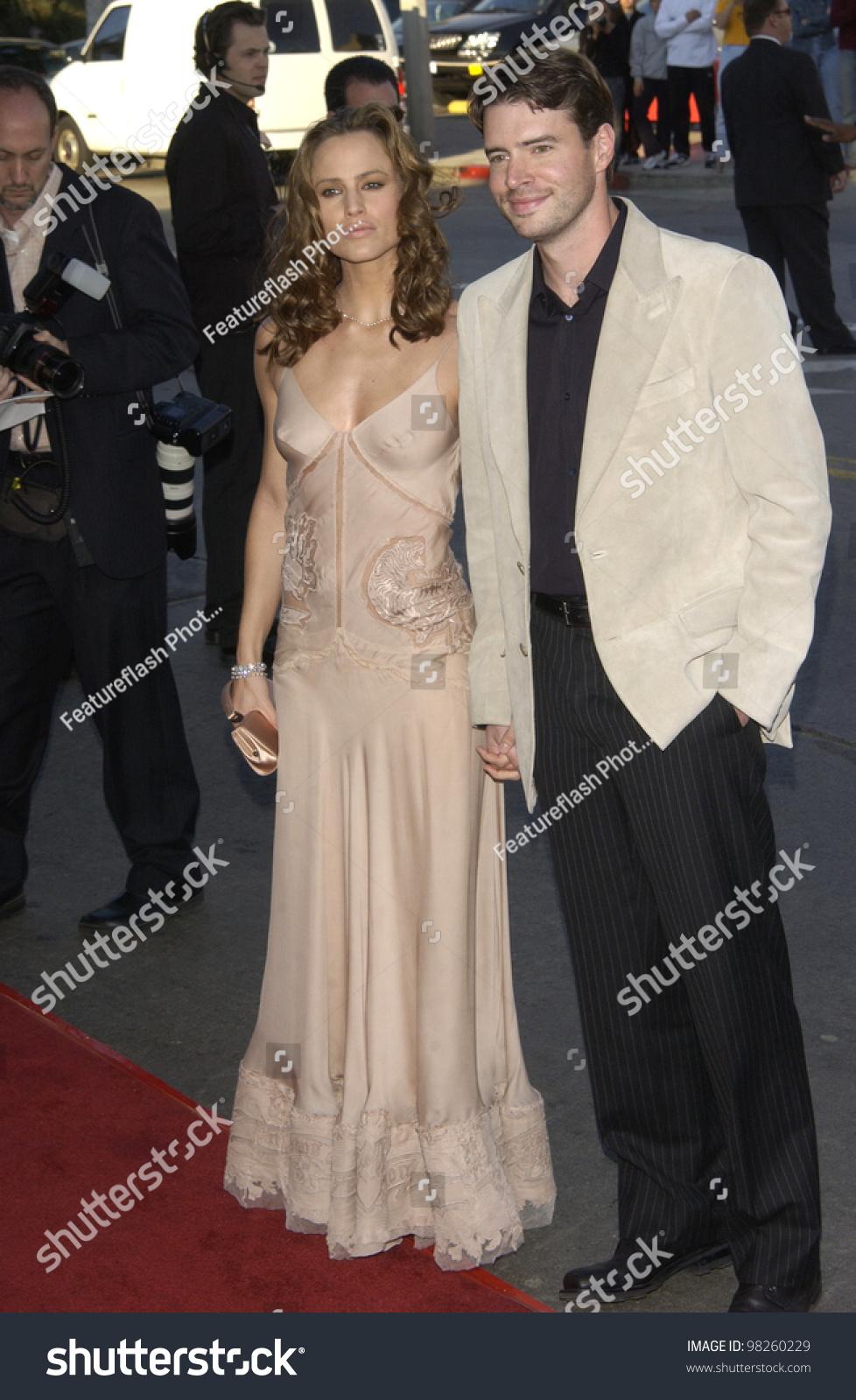 Jennifer Garner Daredevil Premiere Actress Jennifer Garne...