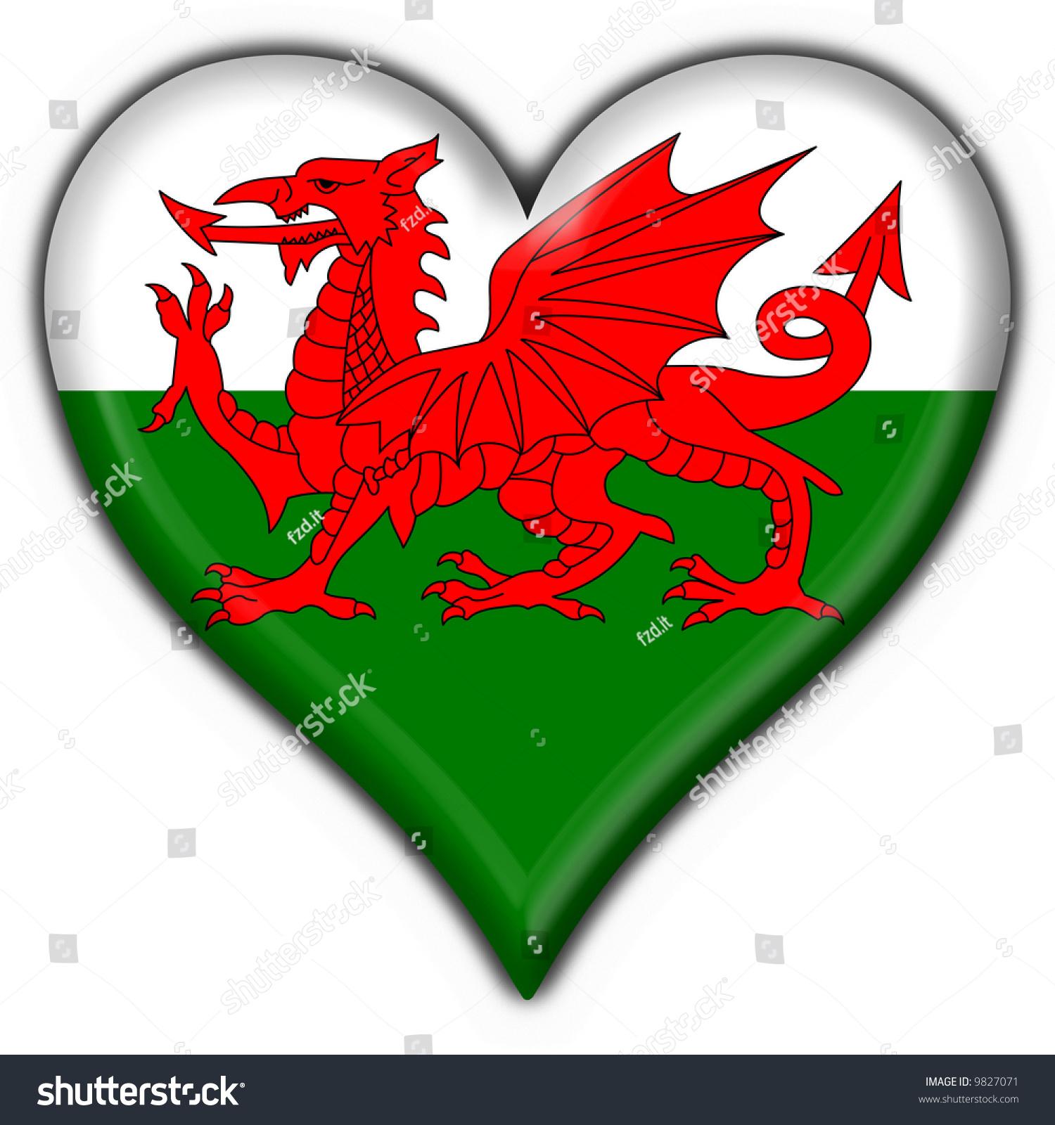 clipart welsh flag - photo #24