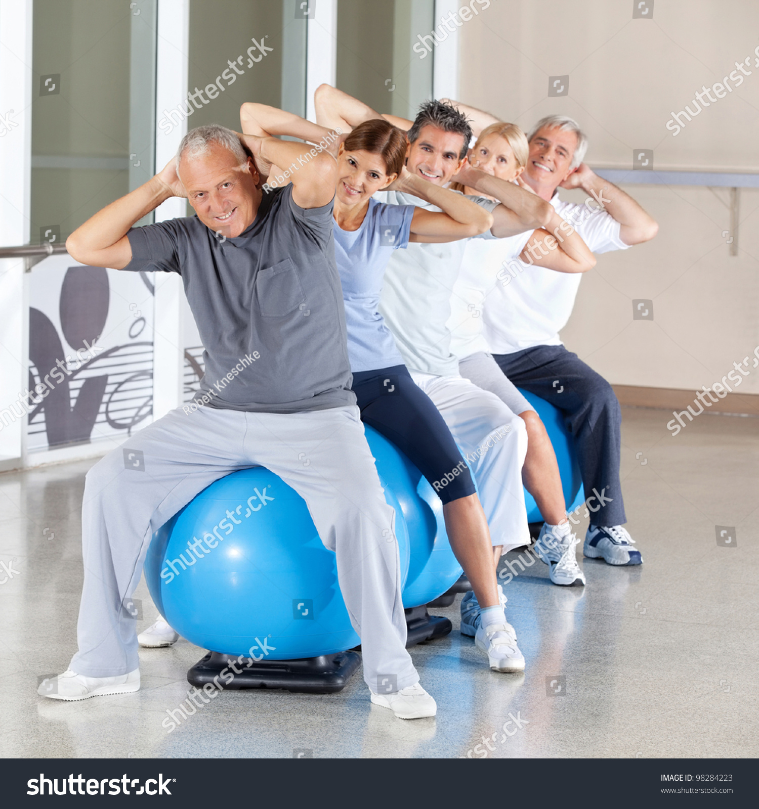 Exercises for senior citizens