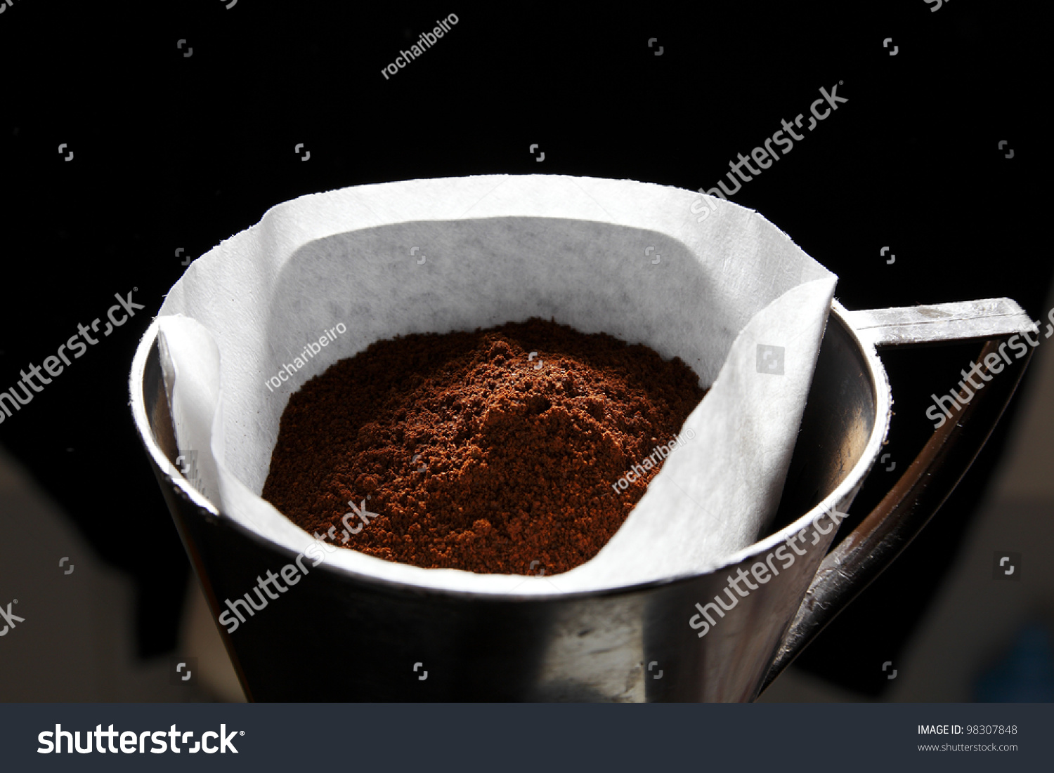 ground coffee stock photo - photo #22