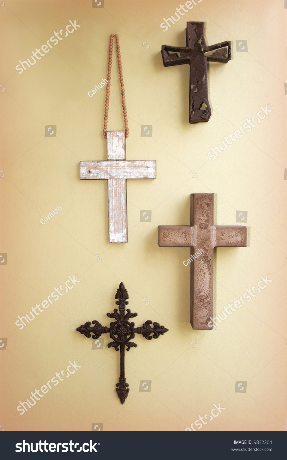 Colorful Decorative Wall Crosses For Sale Collection - All About ...