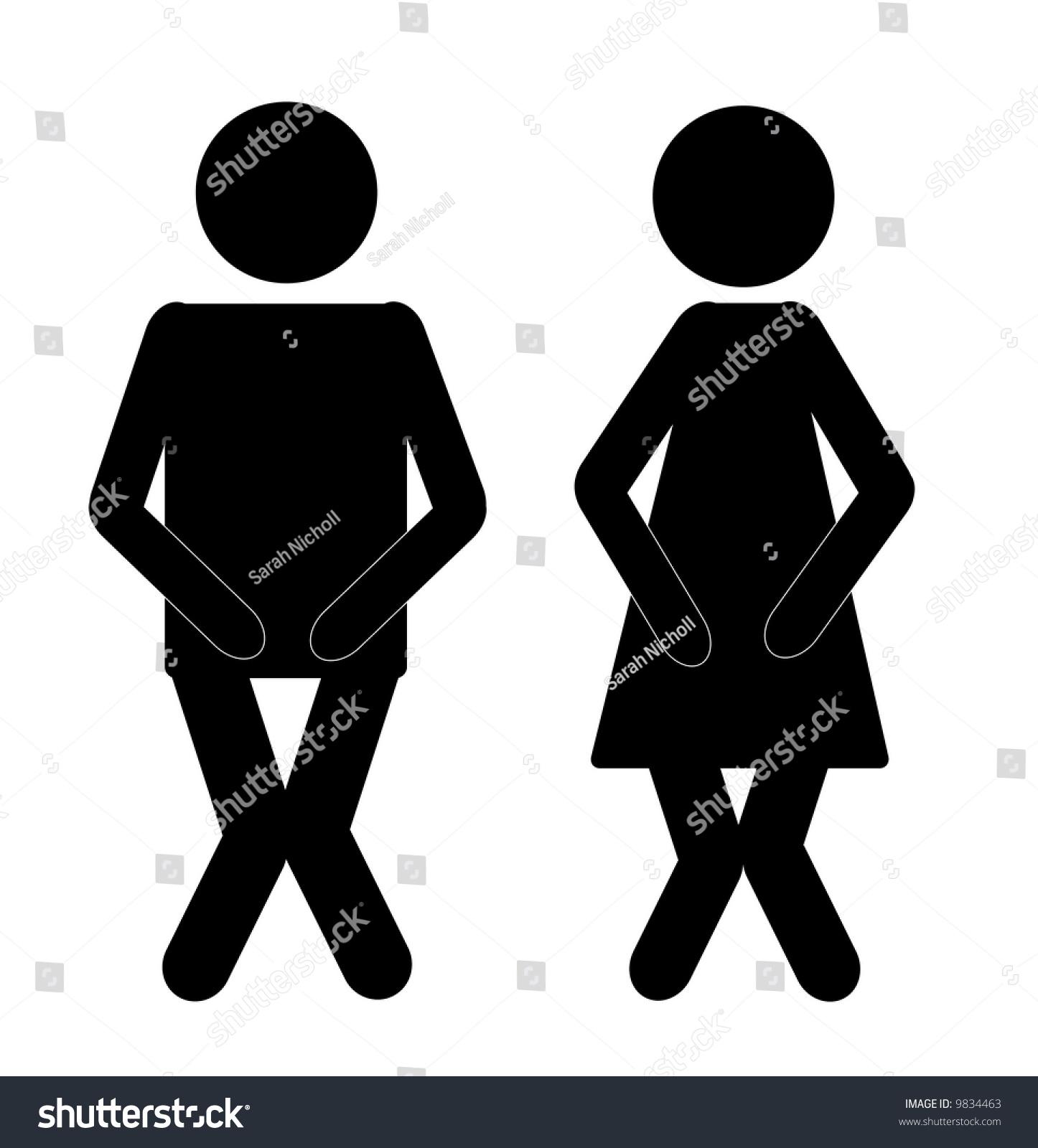 Bathroom Sign Person bathroom person | dance-drumming