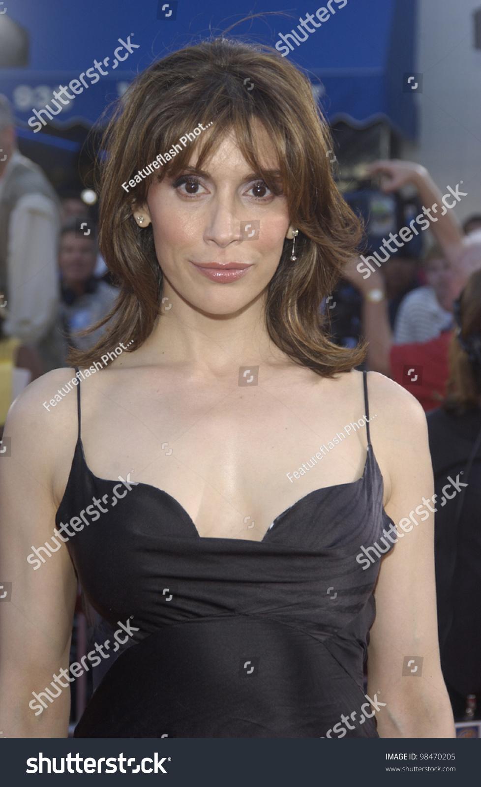 actress jo champa world premiere terminator stock photo (download