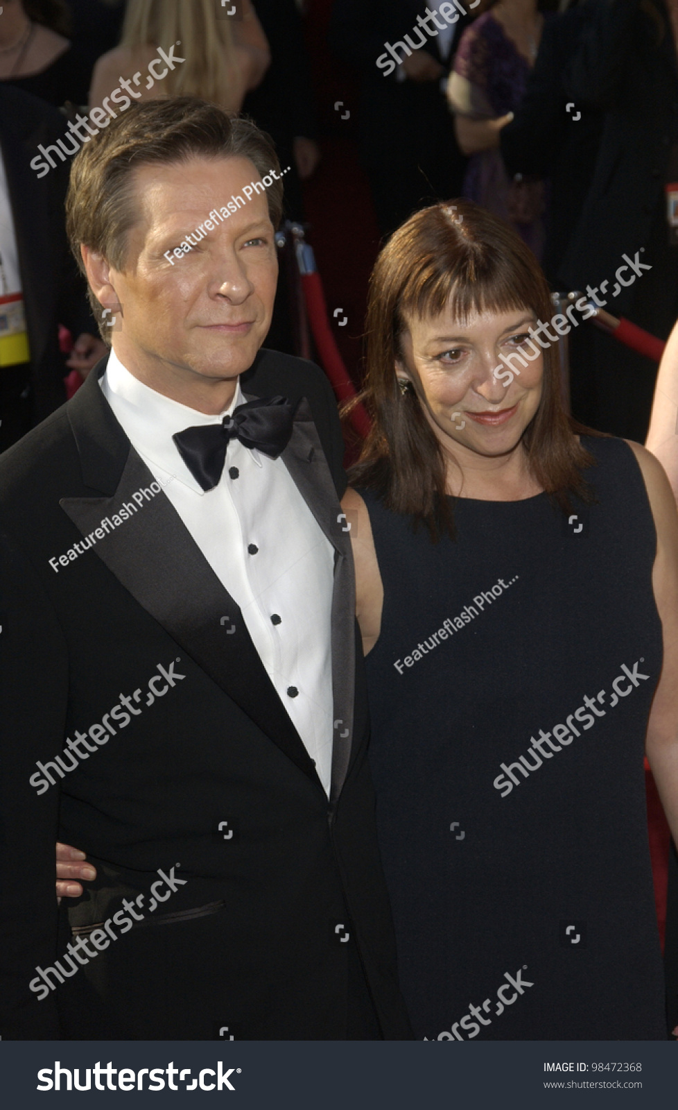 chris cooper wife 55t annual emmy stock photo 98472368