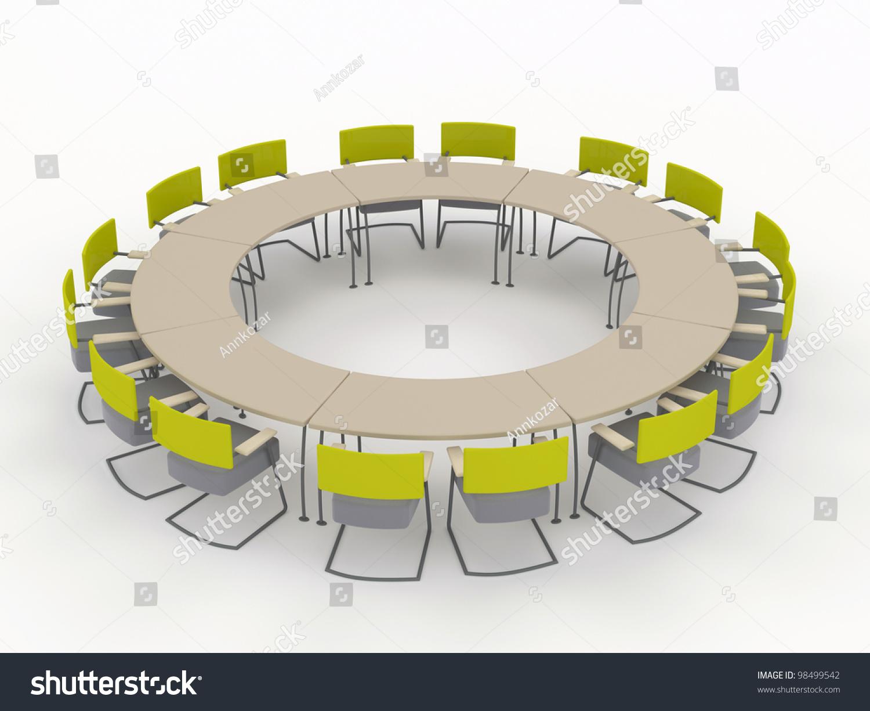 round office desk save to a lightbox abm office desk diy