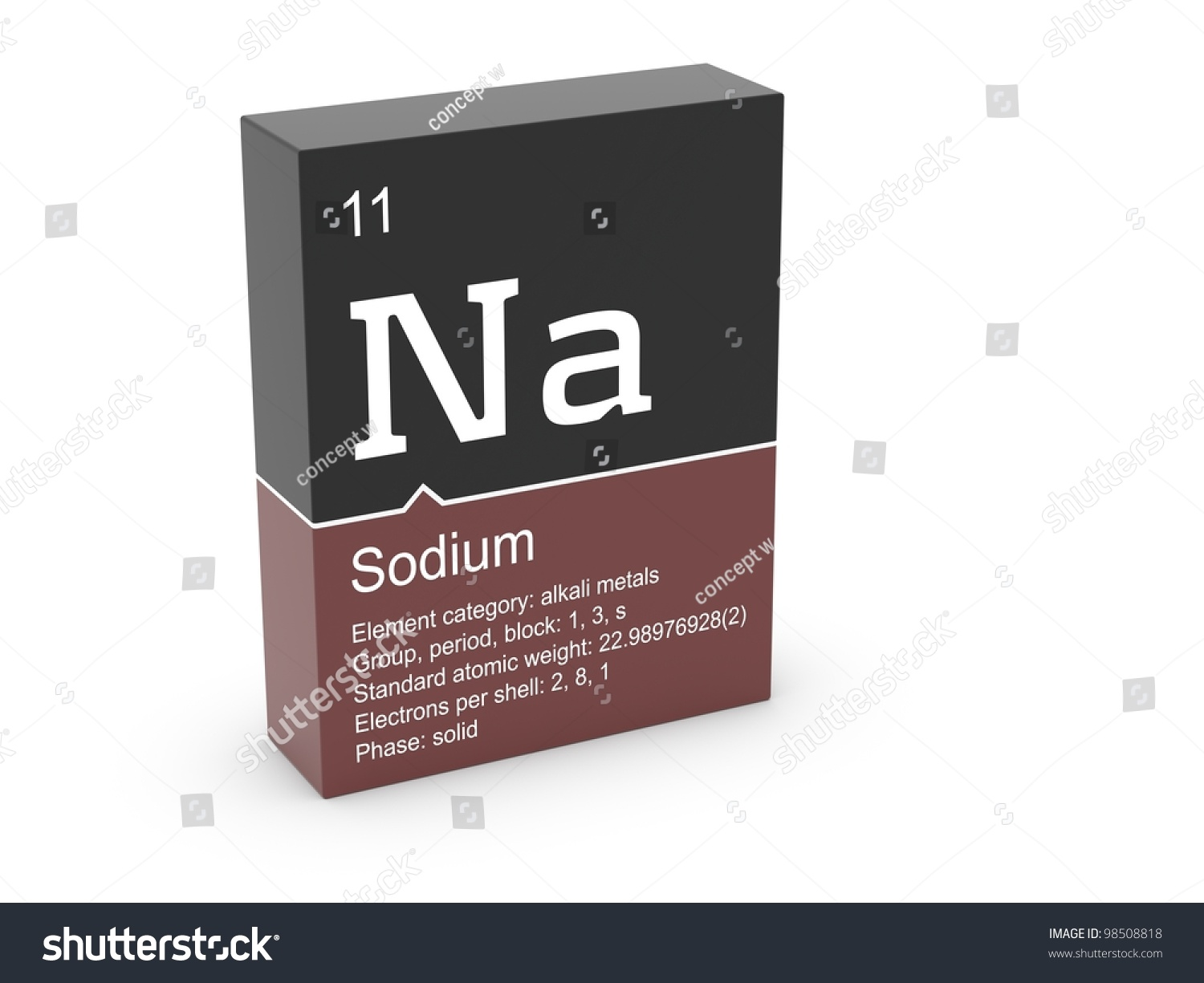 Periodic table for sodium image collections periodic table images periodic table for sodium image collections periodic table images sodium mendeleevs periodic table stock illustration 98508818 gamestrikefo Image collections