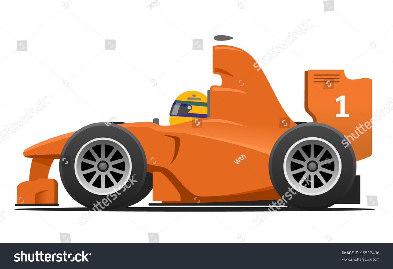 How to draw a cartoon race car  Junior Car Designer