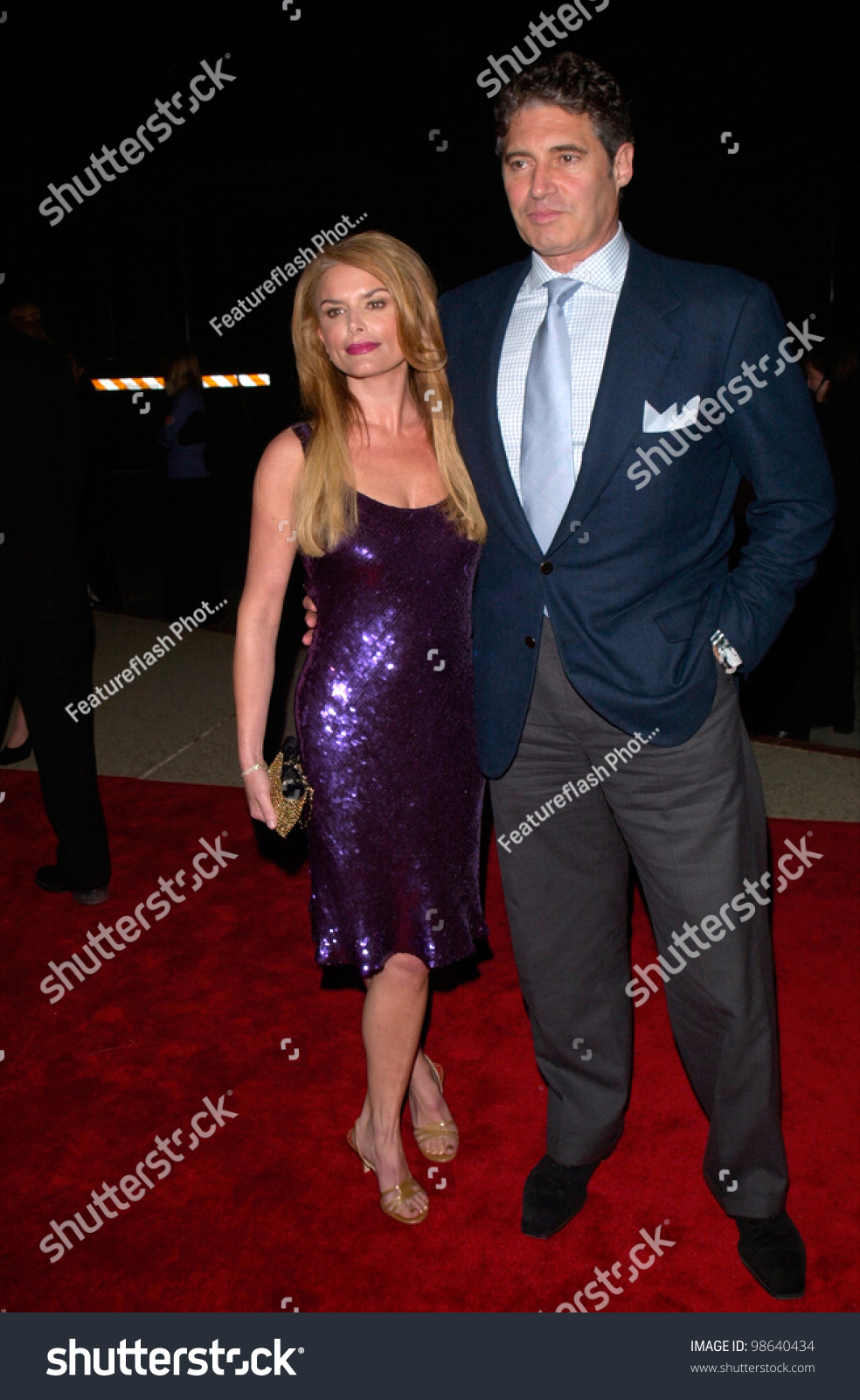 Roma Downey and husband