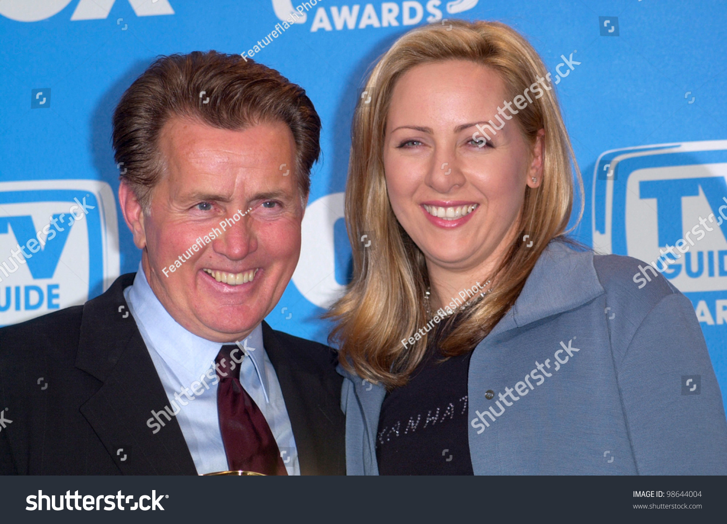 actor martin sheen daughter renee estevez stock photo 98644004 actor martin sheen daughter renee estevez at the 3rd annual tv guide awards in los