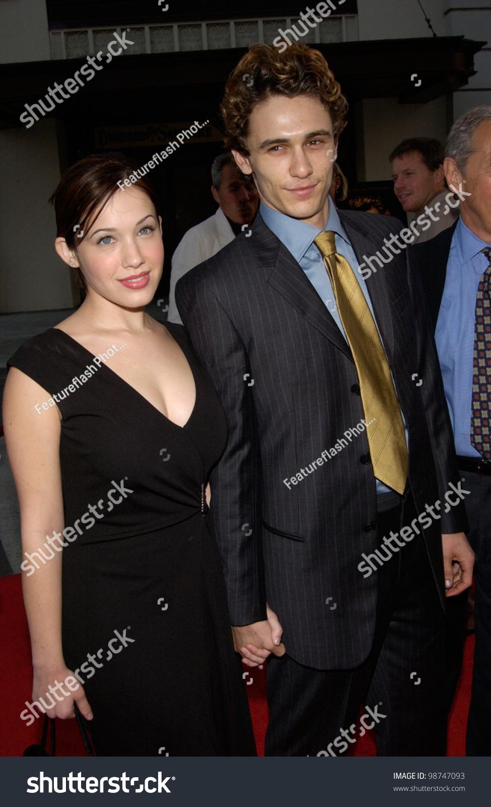 Фото джеймса франко и его девушка
