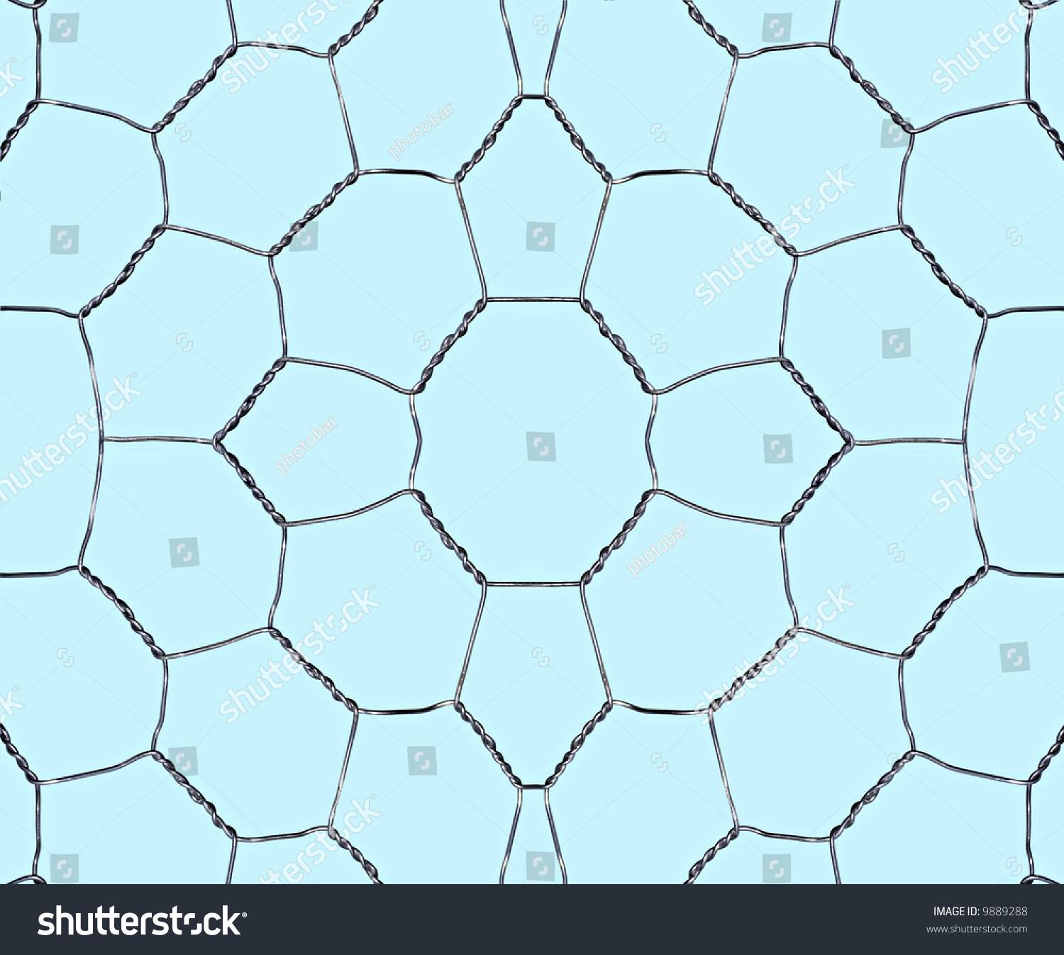 Background Pattern Chickenwire Change Hue Different Stock Photo ...