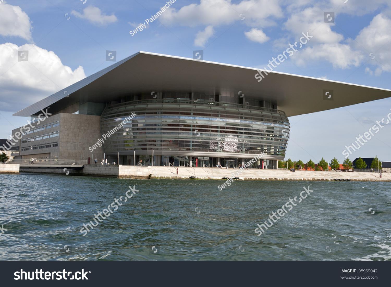 Copenhagen Denmark May 29 Opera House Stock Photo 98969042