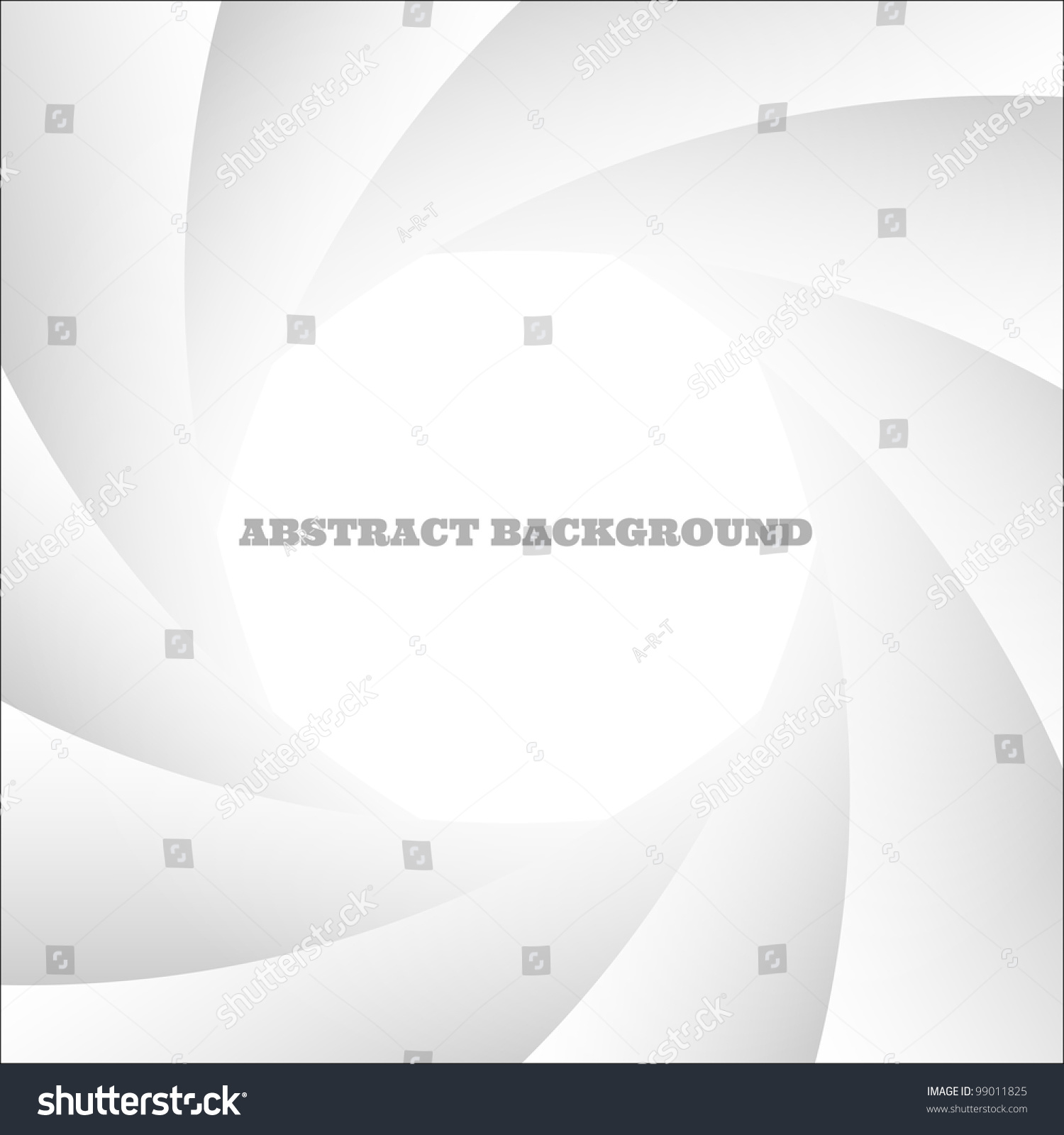 White abstract shutter photo.Vector eps10