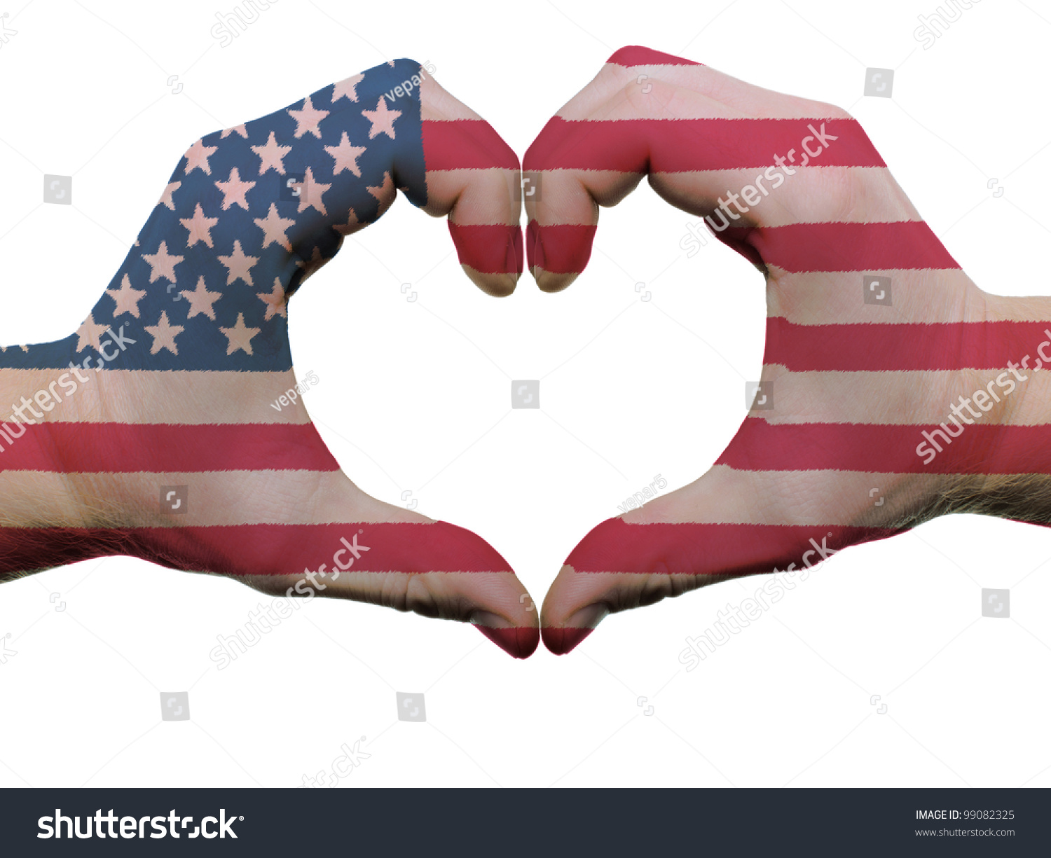 Image result for american flag LOVE