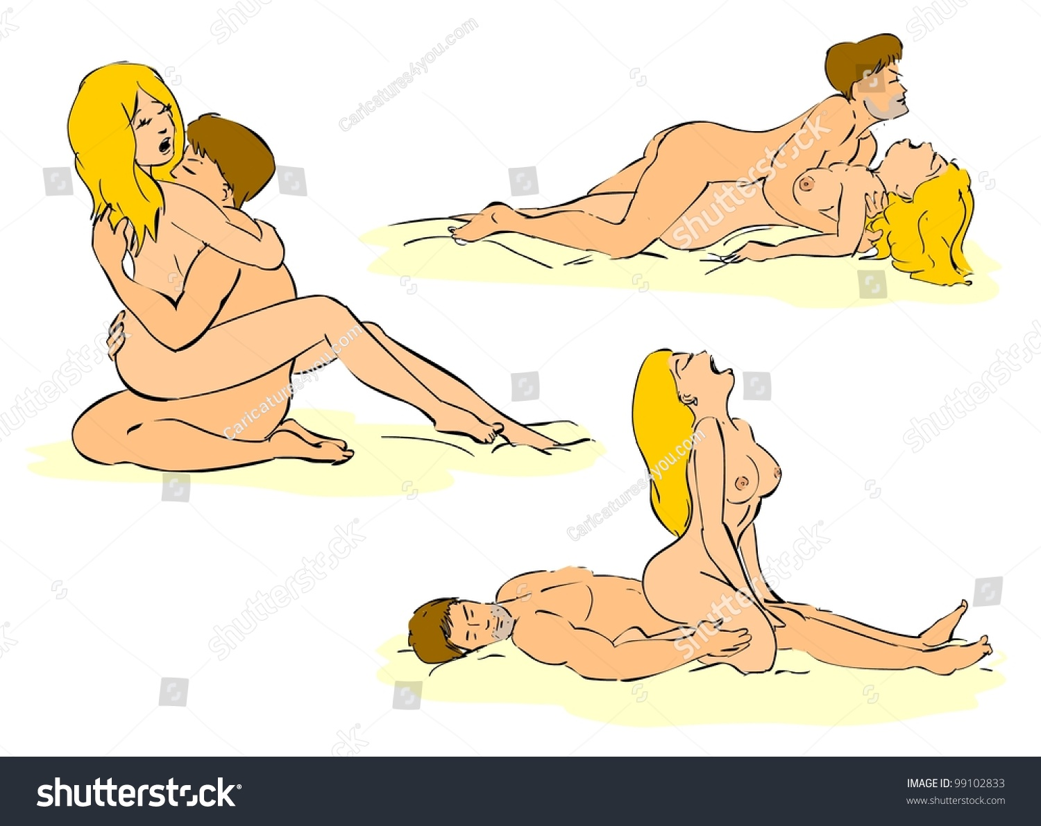 three somes sex postions