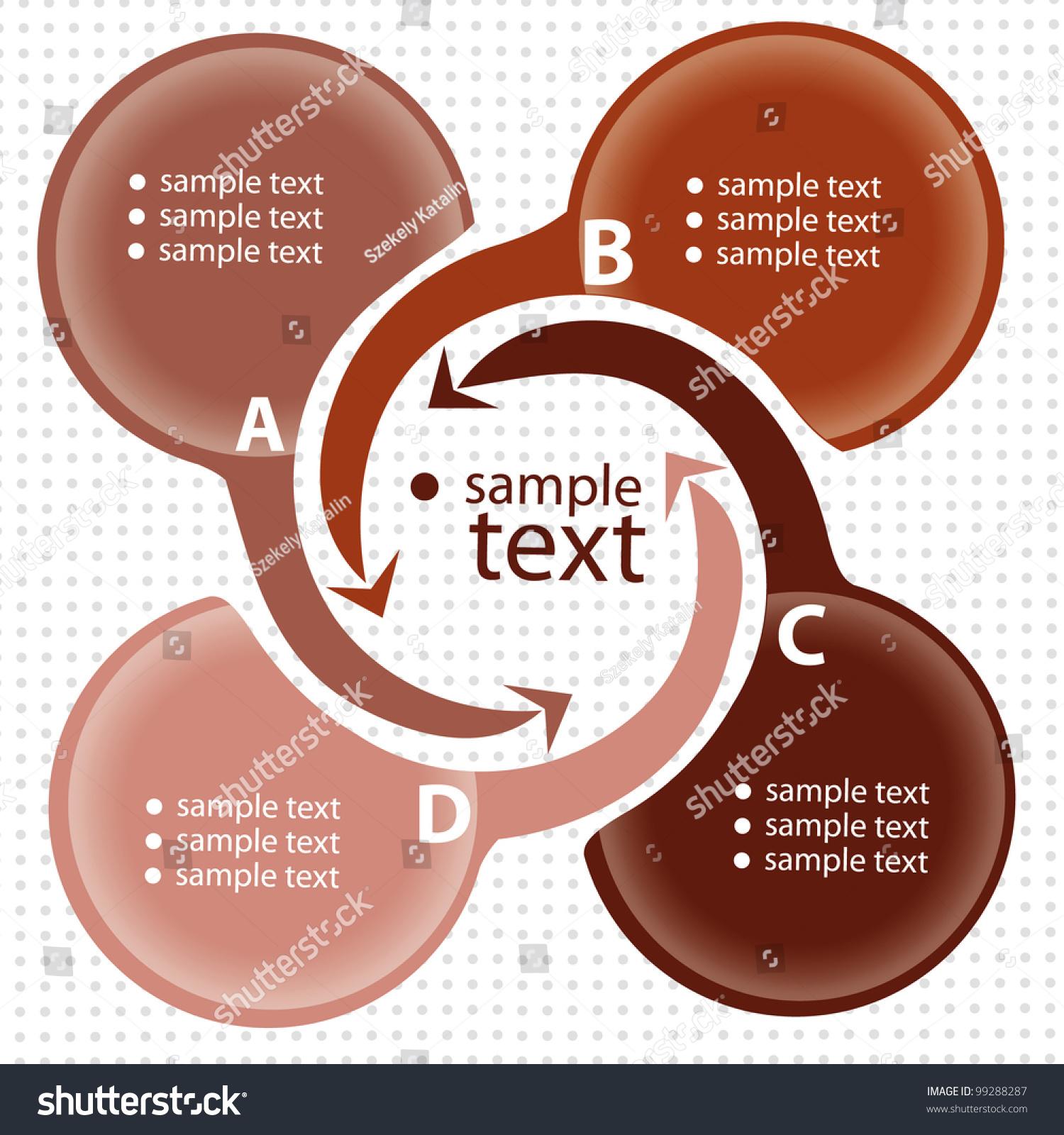 Modern       Diagram    Design                                     99288287   Shutterstock
