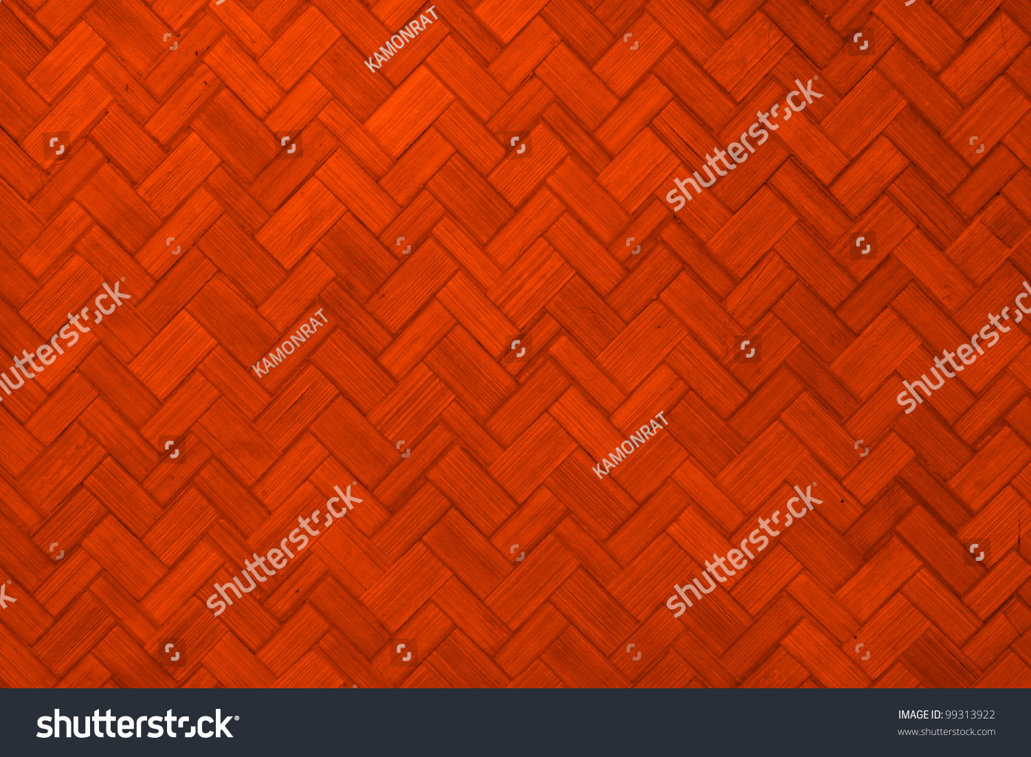 Texture Light Red Color Paint Weave Stock Photo 99313922