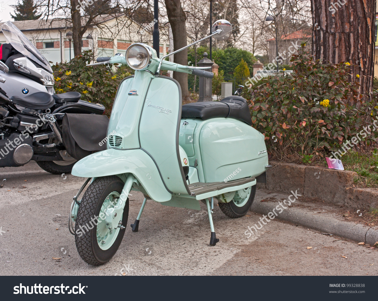 Lugo Italy  city pictures gallery : VOLTANA DI LUGO RA ITALY MARCH 25: vintage italian scooter ...