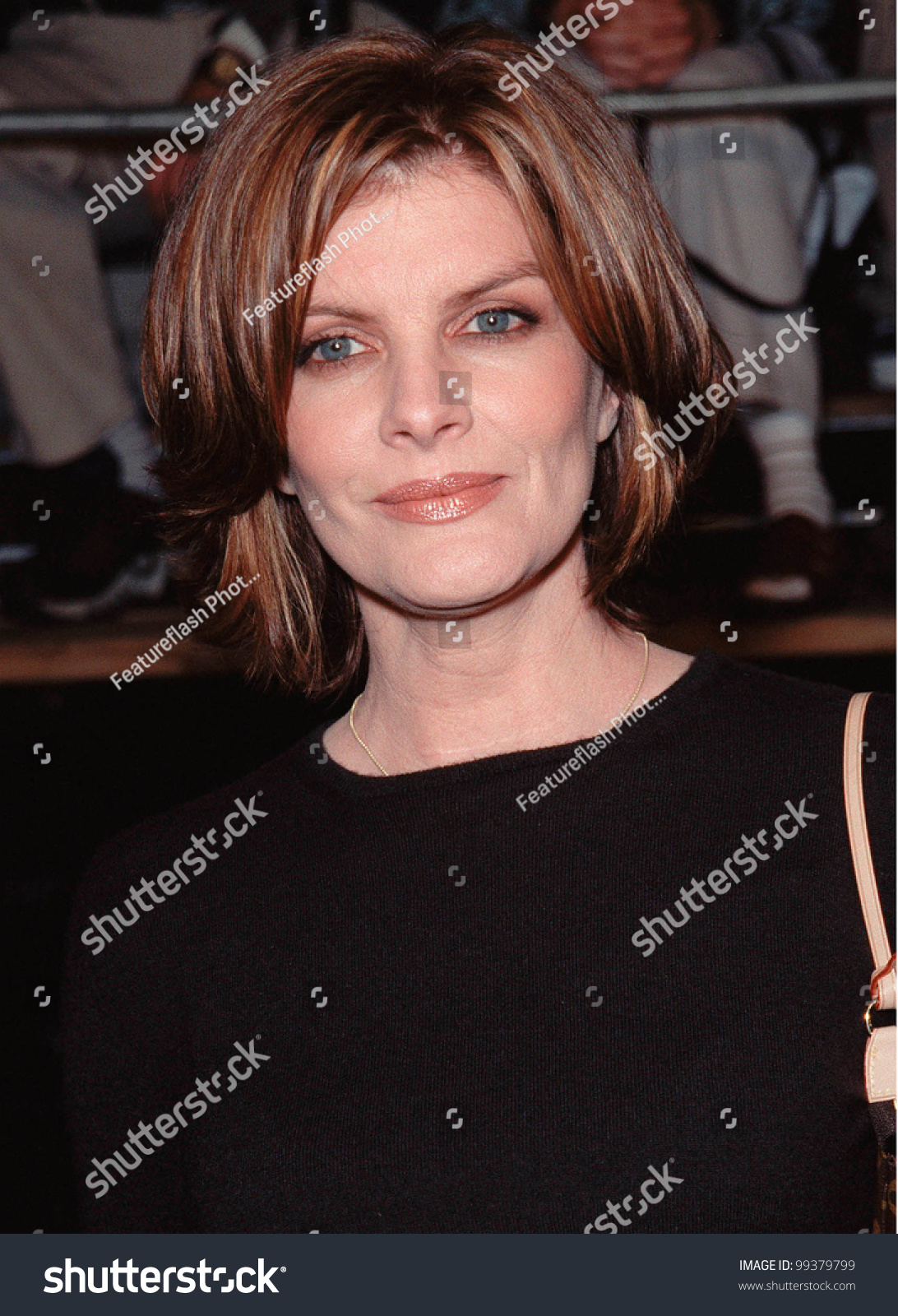 Cool 08Nov99 Actress Rene Russo World Premiere Stock Photo 99379799 Hairstyle Inspiration Daily Dogsangcom