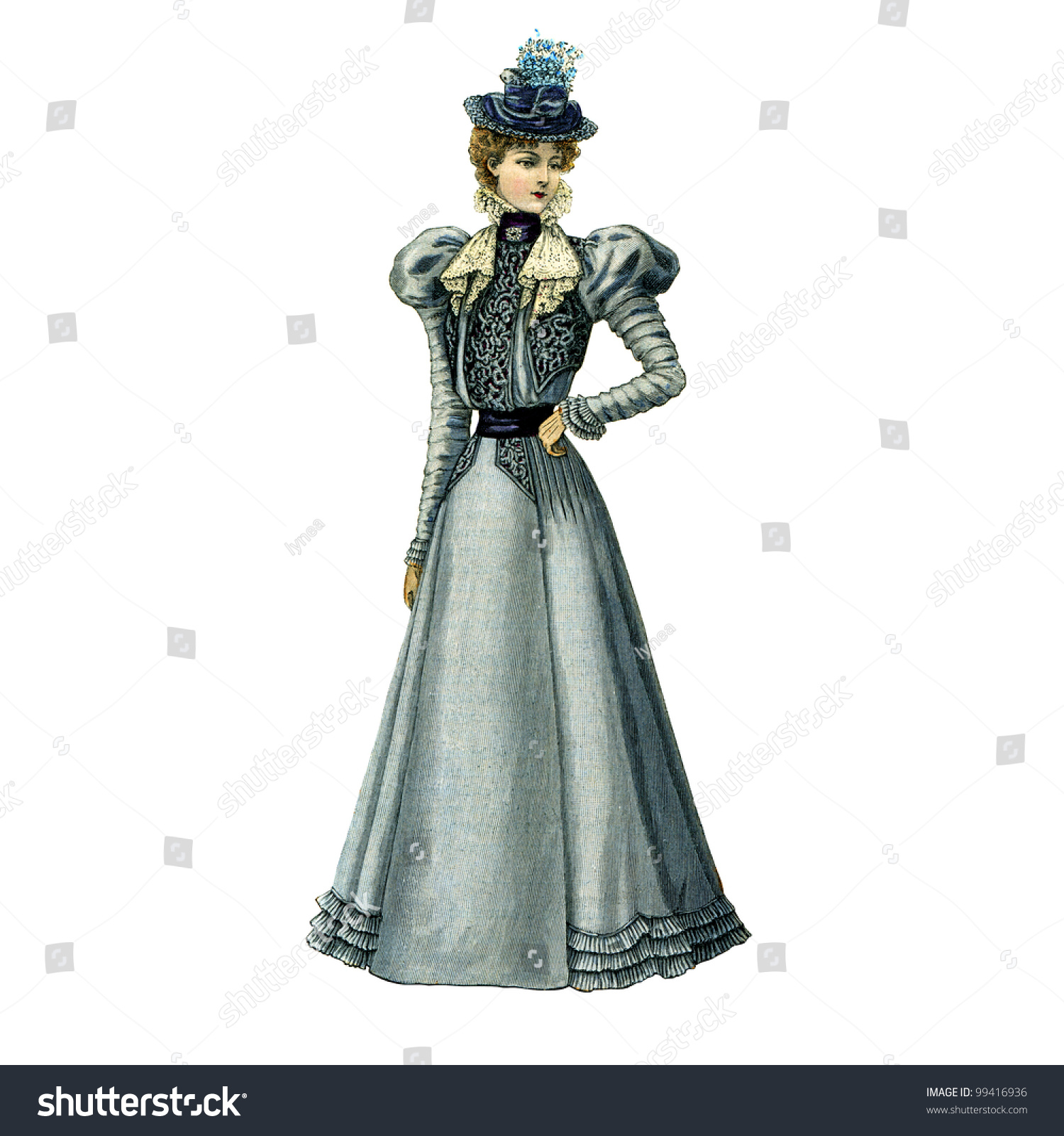 Fashion Lady Dress