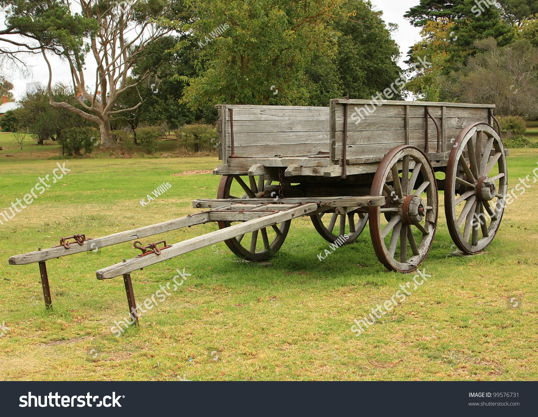 DIY Horse-Drawn Wagon Is a Ready-to-Roll Bakery Cart - DIY ...