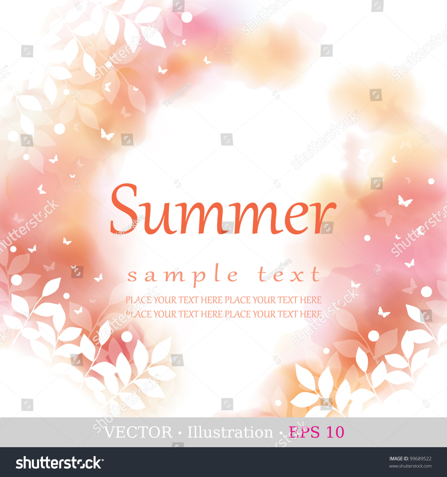 summer four seasons calendar days year stock vector  four seasons calendar days of the year cover of the title page colorful