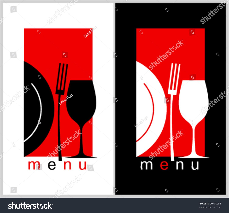 how to make menu card design