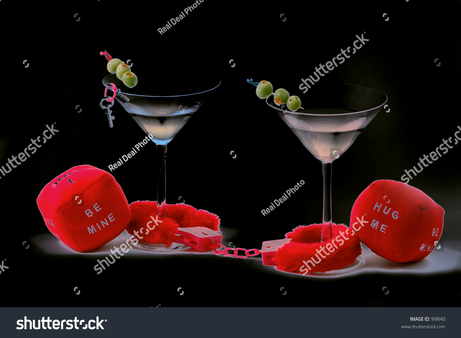 Valentines Day Image Depicting Concept Caught Stock Photo 99840 Shutterstock