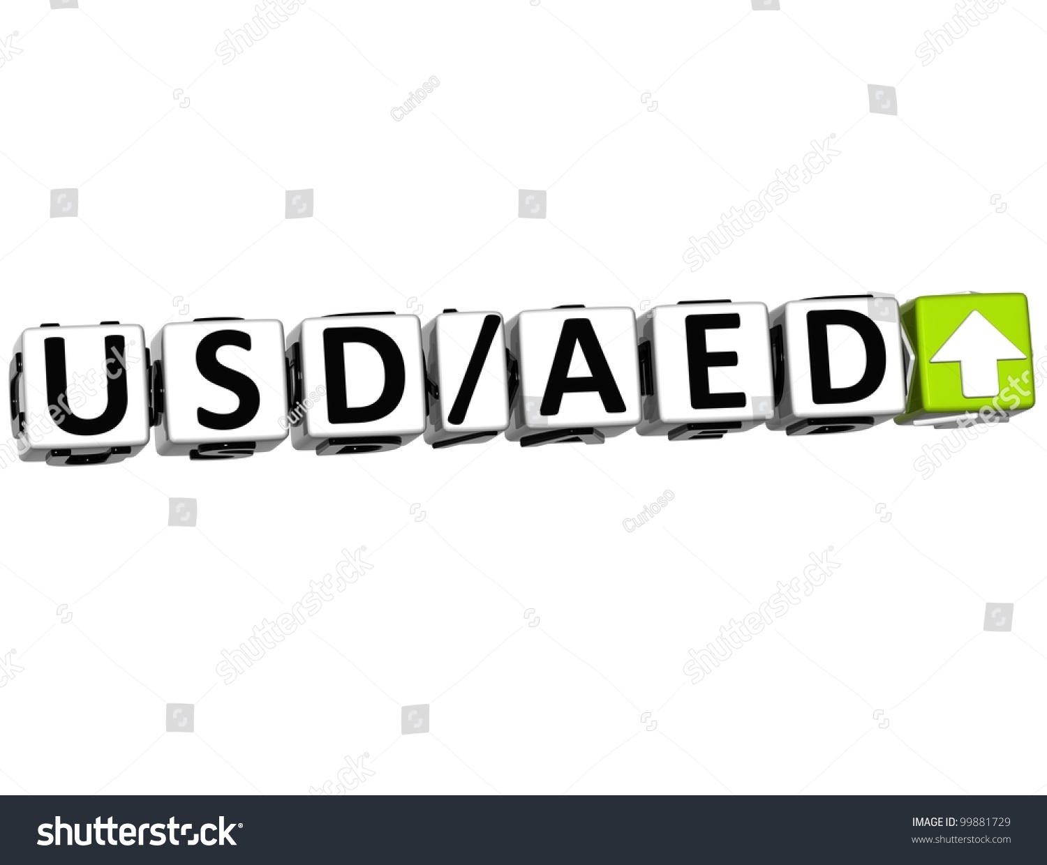 Currency symbol aed image collections symbols and meanings 3d currency usd aed rate concept stock illustration 99881729 3d currency usd aed rate concept symbol biocorpaavc Images