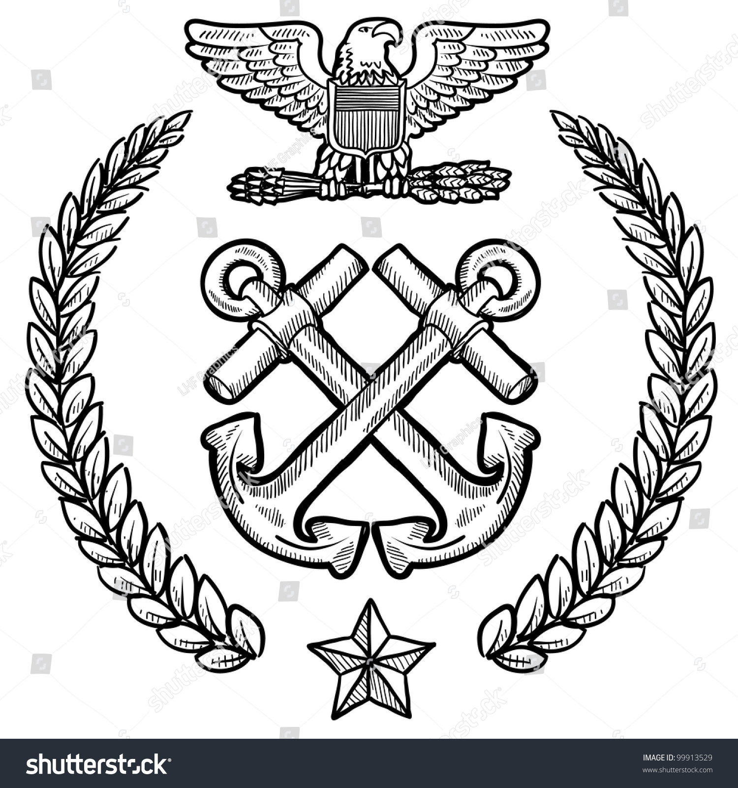 Showing post & media for Navy captain symbol | www.symbolsnet.com
