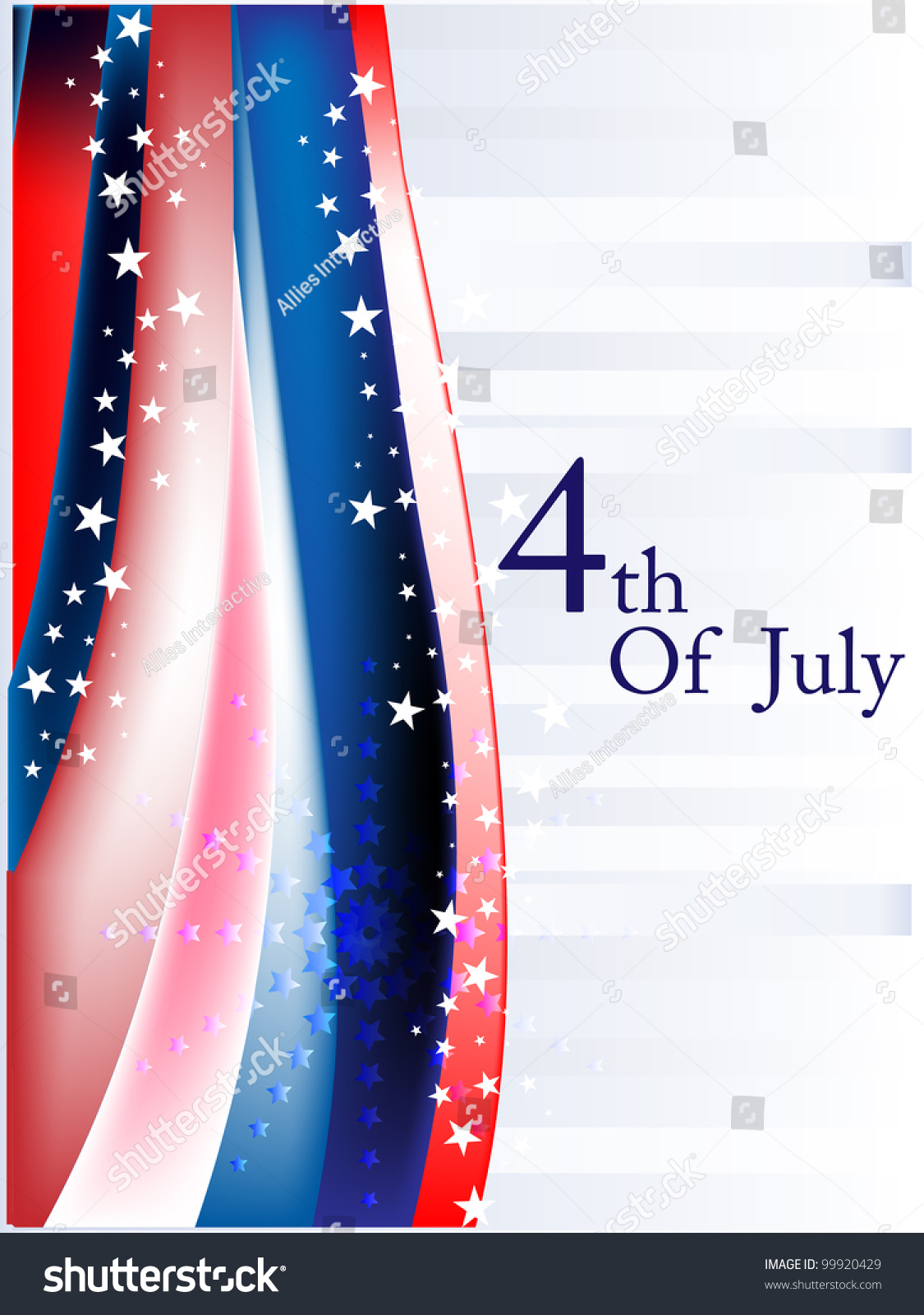American flag background colors with stars and stripes for Th background color